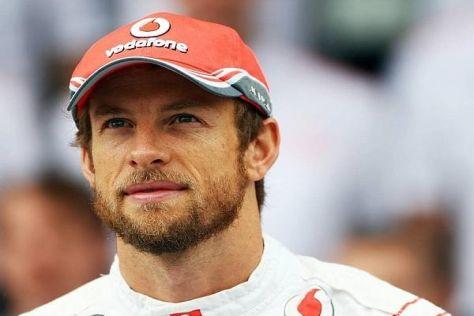 Jenson Button blickt bei McLaren zuversichtlich in die Zukunft