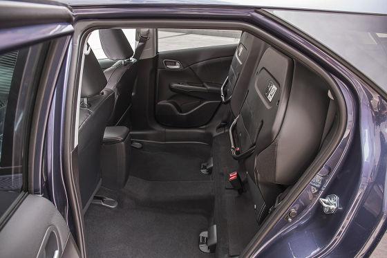 Magic Seats im Honda Civic Tourer