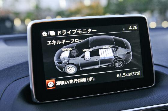 Mazda3 Cockpit Display