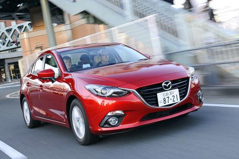 Mazda3 Hybrid: Fahrbericht
