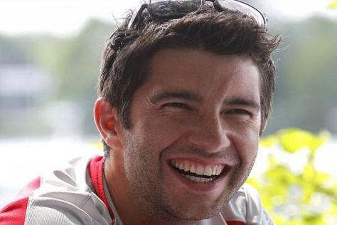 Mike Rockenfeller holte mit Audi den Le-Mans-Sieg und den DTM-Titel