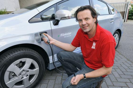 Staatskredite für Elektroautos