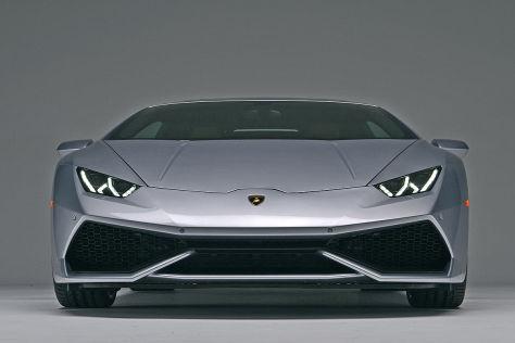 Lamborghini Cabrera (Gallardo Nachfolger) Erlkönig