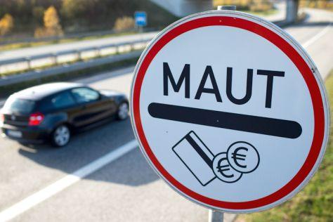 Pkw-Maut in Deutschland: Zoff mit Österreich