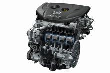 Benzin-Selbstzünder von Mazda