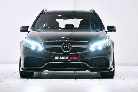Brabus 850 6.0 Biturbo auf Basis Mercedes E 63 AMG