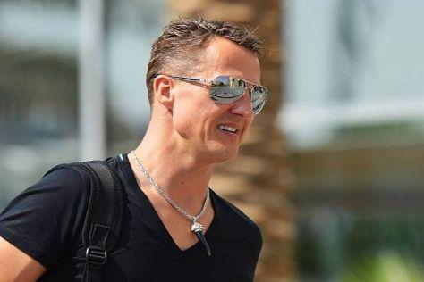 Michael Schumacher genießt seine neuen Freiheiten und kehrt zum Kartsport zurück