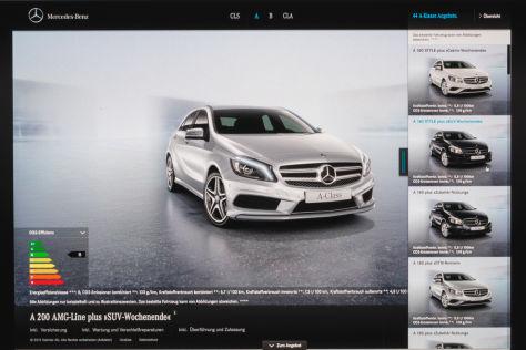 Daimler startet Online-Verkauf von Neuwagen