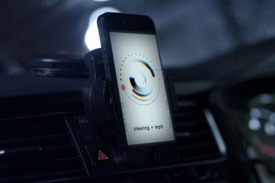iPhone App von Volkswagen UK