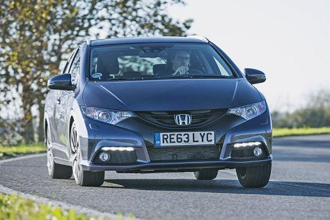Honda Civic Tourer: Fahrbericht