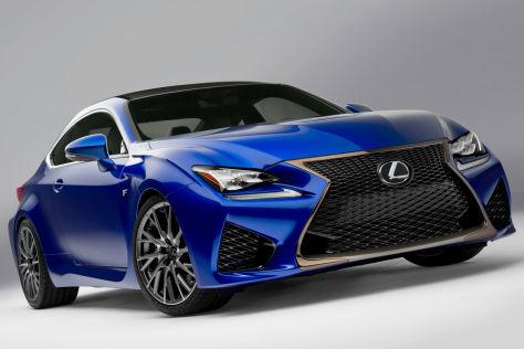 Neuer Lexus-Kompaktsportler: Detroit Motor Show 2014