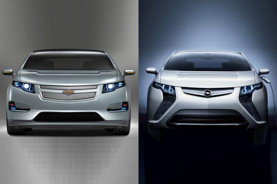Chevrolet Volt Opel Ampera