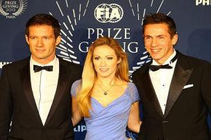 FIA-Gala: Ogier, Volkswagen und Kubica die Stars des Abends