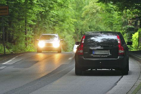 Wenig Durchblick: Über ein Drittel der deutschen Autos hat Mängel an der Beleuchtung