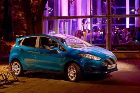 Ford Fiesta Poetry Slam
