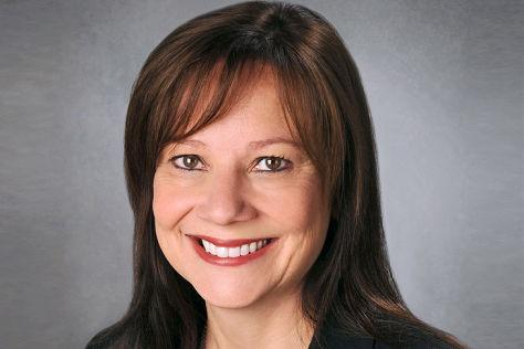 General Motors hat neue Chefin