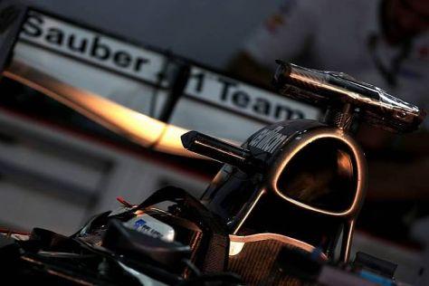 Sauber: Crashtest bestanden, aber Fahrerfrage nach wie vor offen
