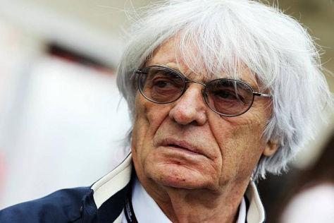 Formel-1-Chef Bernie Ecclestone droht eine neue Anklage durch die BayernLB
