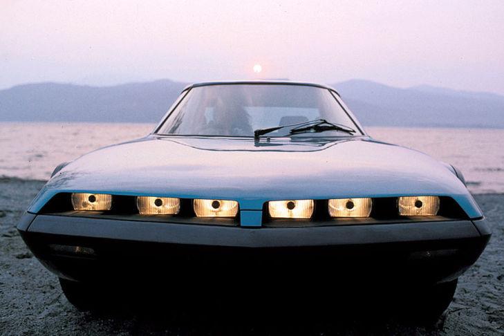 Tarihin penceresinde concept otomobiller ok - Mercedes diva futura ...