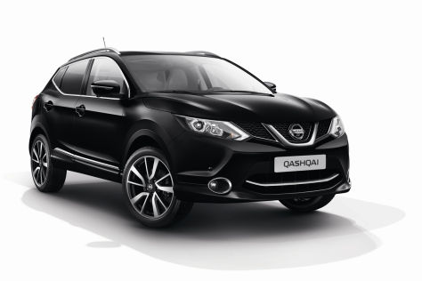 nissan qashqai ii zwei sondermodelle zum start. Black Bedroom Furniture Sets. Home Design Ideas