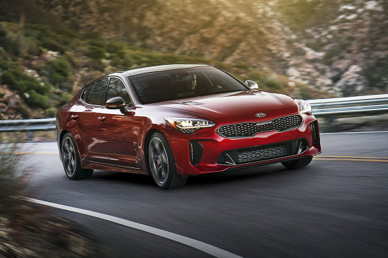 Kia Stinger 2017 Gt Preis Test Leasing Launch