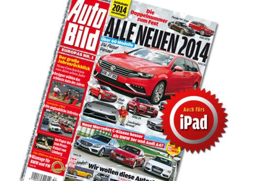 AUTO BILD 51/52 2013 Cover