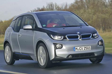 Die umweltverträglichsten Autos 2014