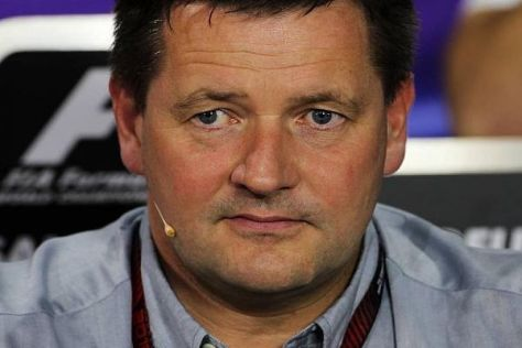 Paul Hembery ärgert sich über das Verhalten von Red Bull während der Saison