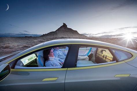 Rinspeed XchangE: Autosalon Genf 2014
