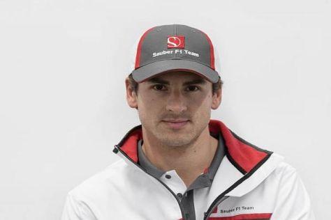 Neue Farben: Adrian Sutil greift 2014 erstmals als Sauber-Pilot an