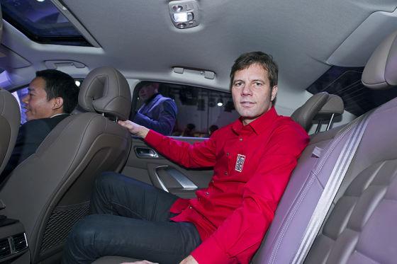 Sitzprobe Citroën DS 5LS Joachim Staat