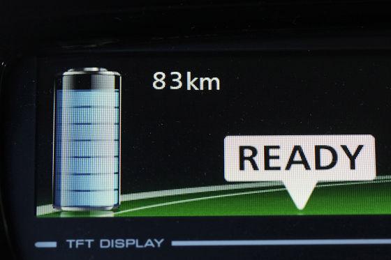 Renault-Elektroautos sammeln Daten