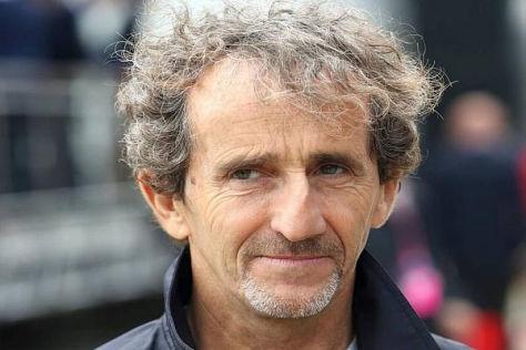 Ex-Weltmeister Alain Prost wäre beim Saisonauftakt 2014 am liebsten selbst dabei