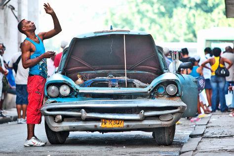 Kuba hebt Kfz-Importverbot auf