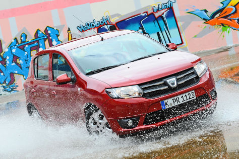 Dacia senkt den Sandero-Preis