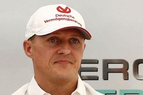 Alles Gute zum Geburtstag: Michael Schumacher wird heute 45 Jahre alt