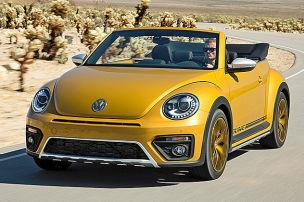 VW Beetle Dune (2016): LA Auto Show 2015