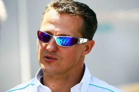 Die Fans warten weiter auf Neuigkeiten zu Michael Schumachers Gesundheitszustand