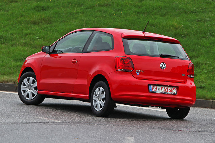 vw polo v im gebrauchtwagen test bilder. Black Bedroom Furniture Sets. Home Design Ideas