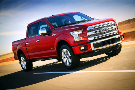 Ford F-150 (2014)