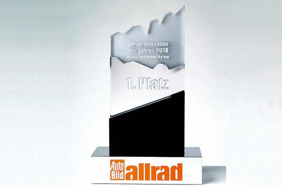 Sonderauszeichnung: Innovationspreis der Redaktion