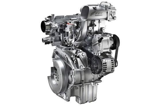 TwinAir Turbomotor