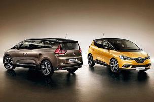 Renault Sc�nic/Grand Sc�nic: Vorstellung