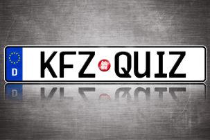 Kennzeichen-Quiz