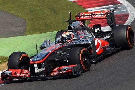 Kevin Magnussen hat beim Young-Driver-Test bereits seine Schnelligkeit bewiesen
