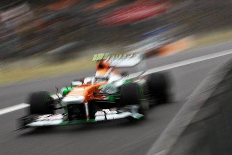 Adrian Sutil erwartet 2014 im Sauber ein anderes Fahrverhalten als noch im Vorjahr