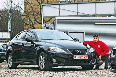 Lexus IS Gebrauchtwagen-Test