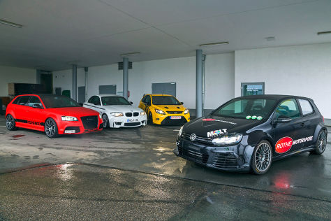 Rothe Golf R 20   Sportec RS 555   Wolf Focus RS 500 Allrad   TJ 1er Coupé 5.0 V10