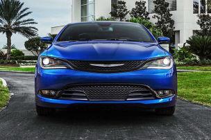 Chrysler renoviert den 200
