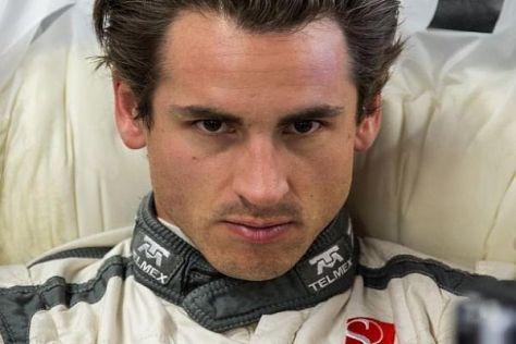 Adrian Sutil will 2014 mit seinem neuen Sauber-Team ans Limit gehen